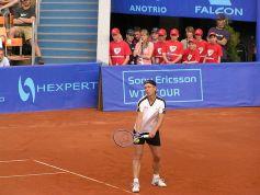 Le tennis, un sport de raquette très populaire en Alsace.