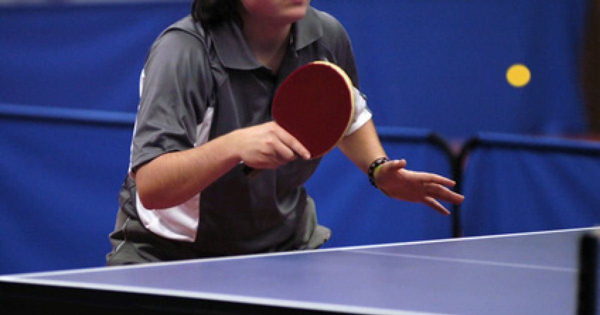 Rencontre tennis de table