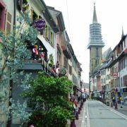 Thann, la porte des Vosges