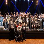 The Black Honor Project - Festival Rock au profit de « La Maison de Lilian »