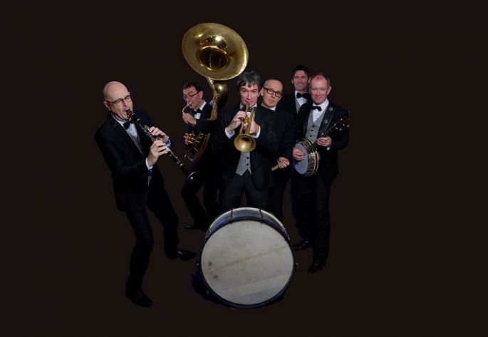 The Blue Heaven Stompers : Ca jazz sous le sapin !