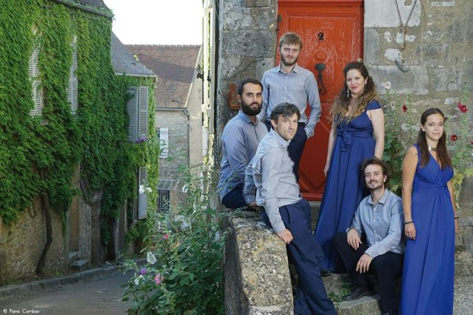 The Curious Bards explore le répertoire celte et gaélique du XVIIIe siècle