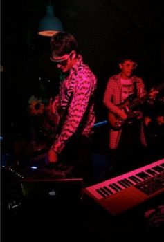 The Fat Badgers mêle funk et électro dans leur musique