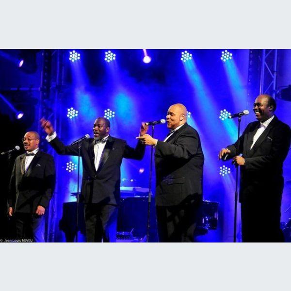 The Golden Gate Quartet - Shout For Joy