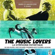 The Music Lovers, la symphonie pathétique