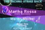 the techno strike back w matika rossa  martin merkel