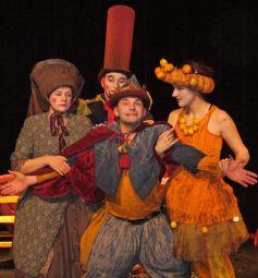 Le roi se meurt, par le Théâtre de La Carambole