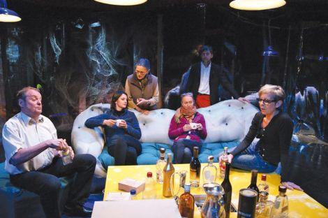 Théâtre de Poche Ruelle : Le retour au huis-clos !