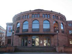 Le théâtre de Haguenau.