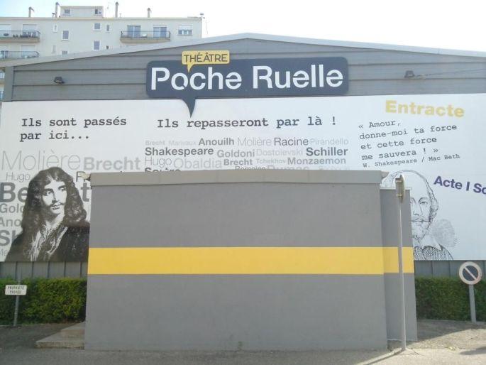 Théâtre Poche-Ruelle à Mulhouse