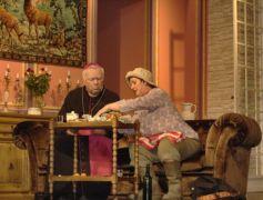 La troupe de Théâtre Saint-Fridolin