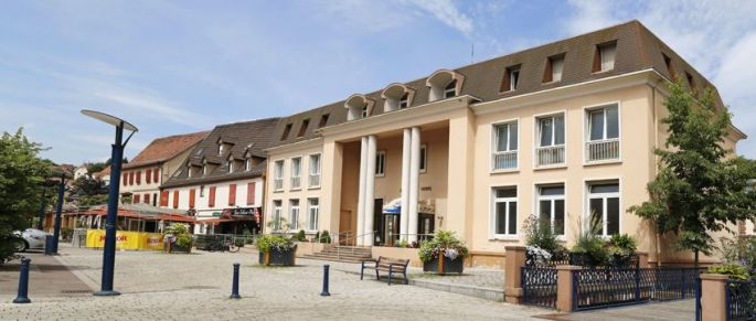 Thermes Valvital à Niederbronn-les-Bains