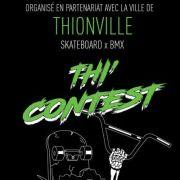 Thi\'Contest 2018 - Skate x BMX à Thionville