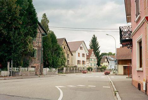 Le village de Ranspach-le-Bas