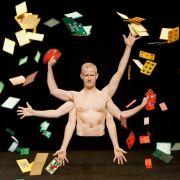 Thierry Collet : Dans la peau d\'un magicien