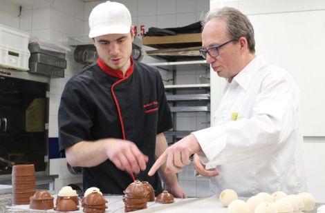 Dans les coulisses de la pâtisserie Gaugler à Mulhouse