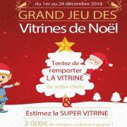 Thur-Doller : le grand jeu des Vitrines de Noël !