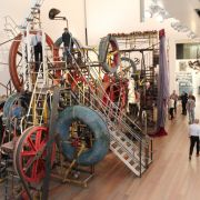 Musée Tinguely de Bâle : le monde des machines en marche