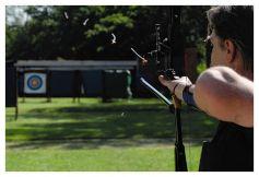 Le tir à l\'arc est un sport de précision qui requiert patience et technique.