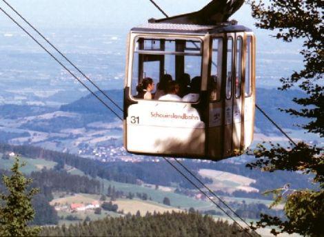 Téléphérique de Bergwelt-Schauinsland