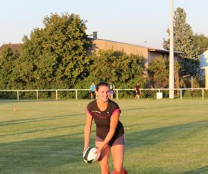 A la découverte du touch rugby