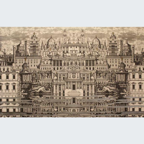 Exposition : Tour d'horizons, paysages en papier peint   Rixheim