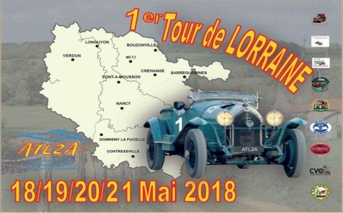Tour de Lorraine 2018