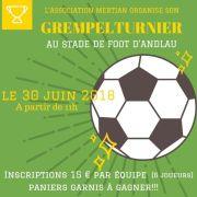 Tournoi de foot : Grempelturnier