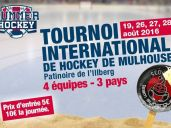 Tournoi international de Hockey de Mulhouse 2016