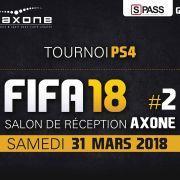 Tournoi PS4 - FIFA 18 #2