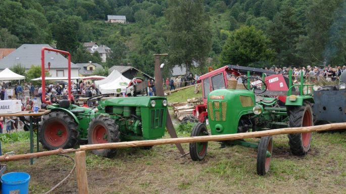 Les traditions paysannes à l\'honneur au Bonhomme, en Alsace