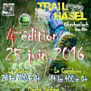 Trail de la Hasel à Oberhaslach 2018