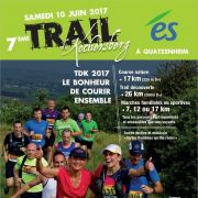 Trail du Kochersberg 2018