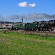 Train à vapeur Mulhouse-Saint Amarin