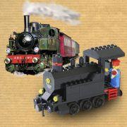 Train « Briques et vapeur »
