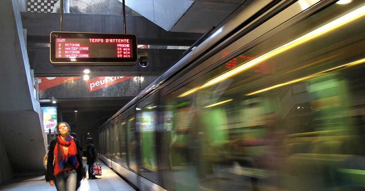 Arr t gare centrale tram de strasbourg horaire tarif for Maison de l emploi strasbourg