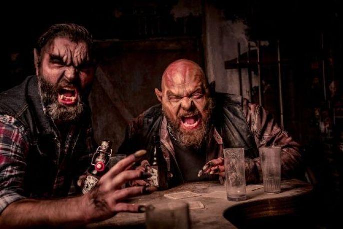 Les monstres les plus effrayants vous attendent pendant l\'événement Traumatica