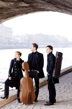 Le trio Atanassov jouera Mozart, Brahms et Schubert