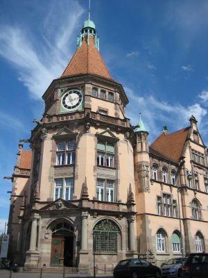 Le Tribunal d\'Instance de Mulhouse