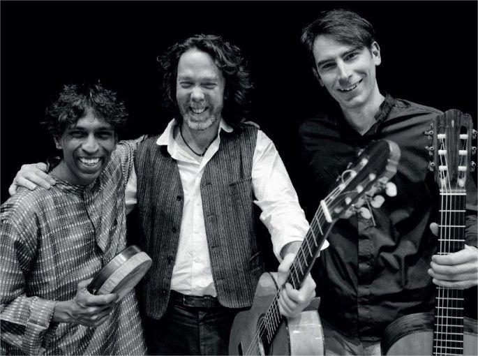 Trio Cavalcade