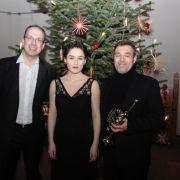 Trio Voce Festiva : White Christmas