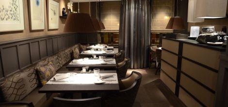 Le restaurant étoilé Umami à Strasbourg