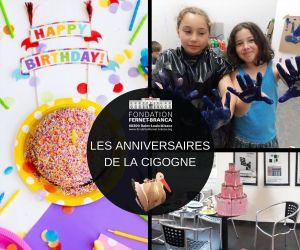 Un anniversaire à la Fondation Fernet-Branca