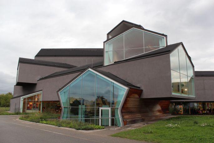 Un bâtiment vraiment atypique !