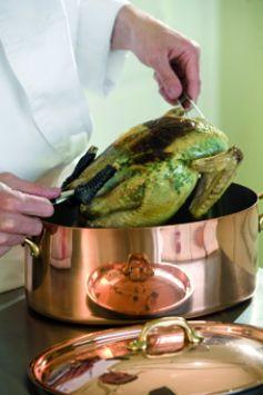 La recette du chapon aux châtaignes