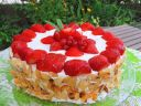 La recette du fraisier