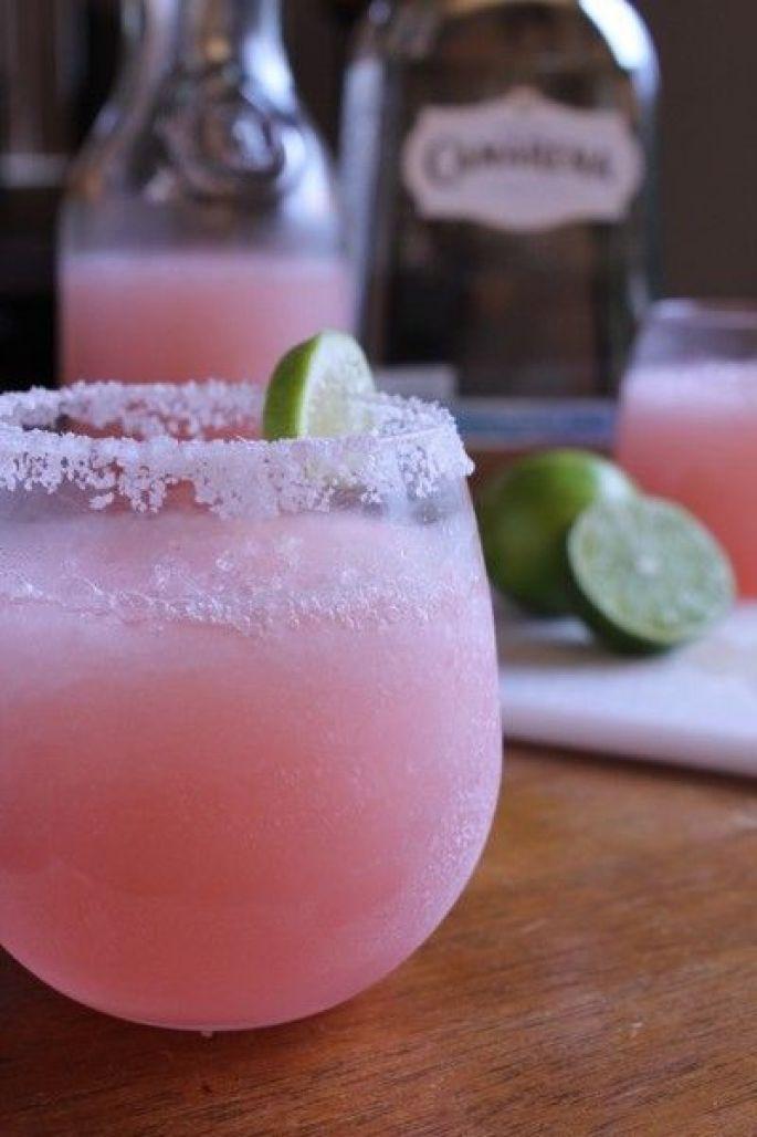 Un mocktail original : le Pink Margarita
