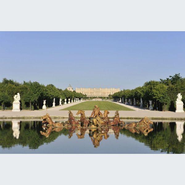 Un mois versailles saint louis festival for Piscine de versailles
