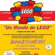 Un monde de Lego