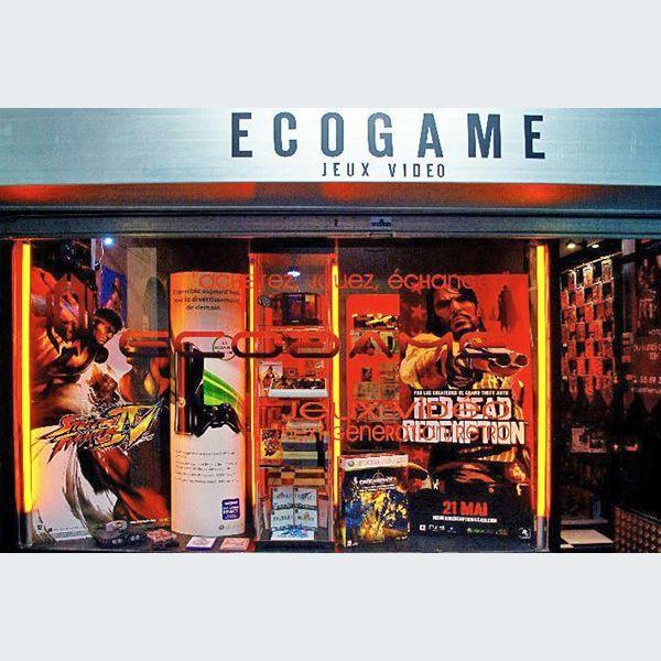 un nouveau magasin de jeux vid o mulhouse actu shopping ecogame. Black Bedroom Furniture Sets. Home Design Ideas